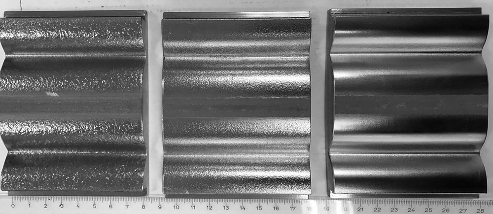Ti target for PVD sputtering / increase coating material yield