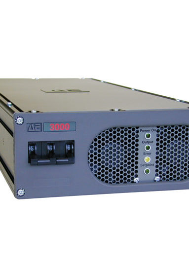 DC pulsed DC power supplies
