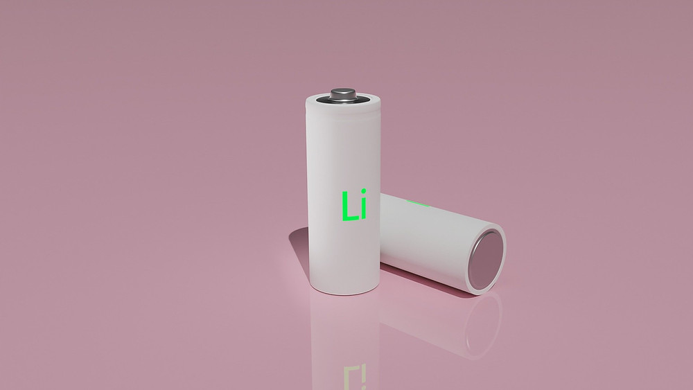 PVD coating Lithium battery