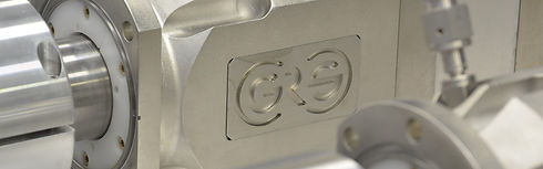 GRS C rotatable magnetrons