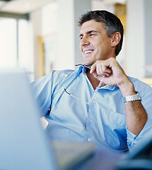 man maintains wealth with financial planning