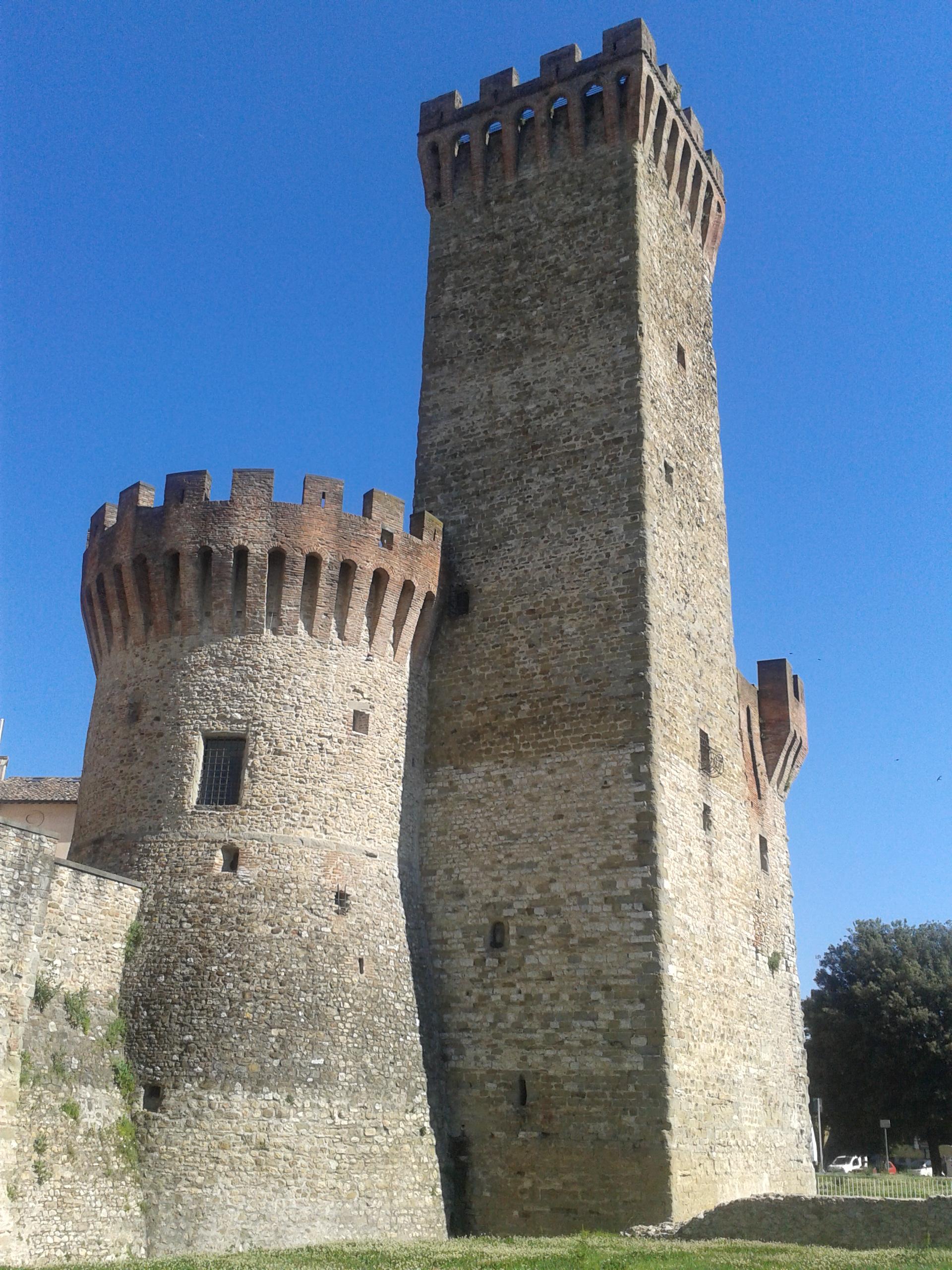 Castel di Rischio (Italie)