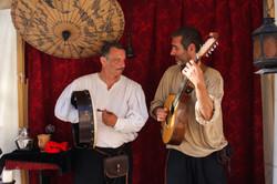 Nos musiciens à Eze