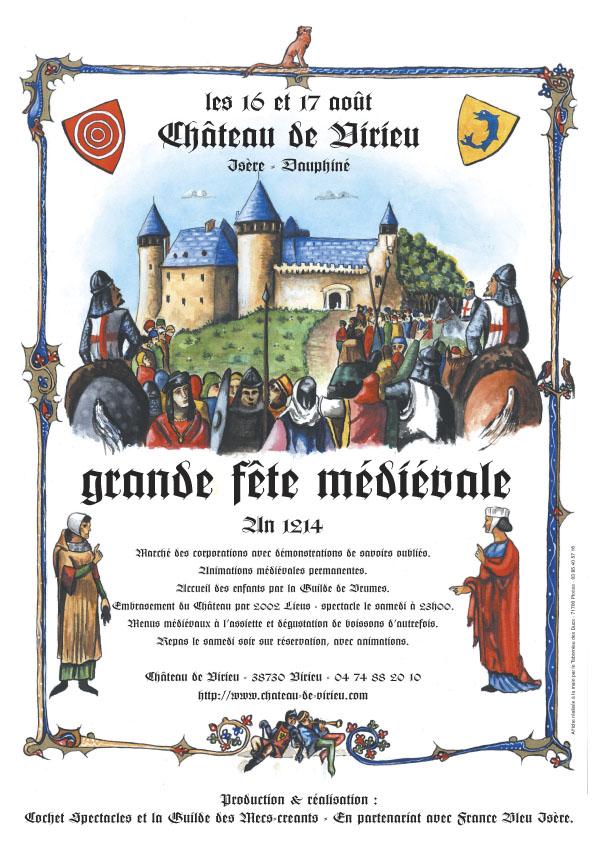 Château de Virieu (38)