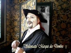 Salazatte, marquis des Dombes