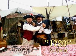 Vincent et Michel fête 1720