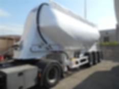 цистерна цементовоз OMEPS, полуприцеп цементовоз,перевозка цемента,перевозка сухих смесей