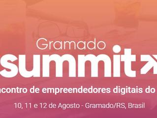 """O lançamento do livro """"Quero ser empreendedor, e agora?"""" será no evento Gramado Summit"""