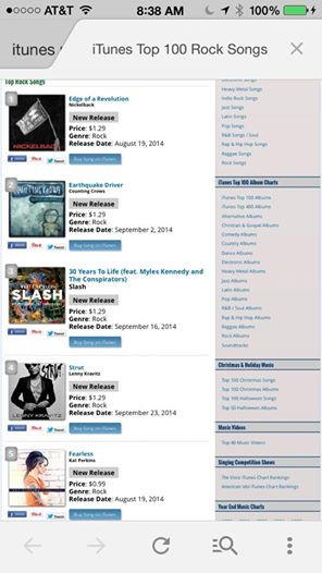kat number 5 iTunes chart.jpg