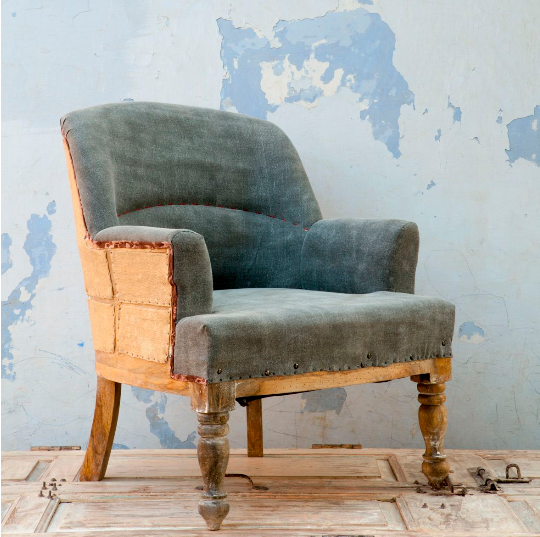 ARM  CHAIR  £850.00