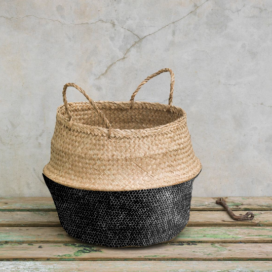 BLACK BASKET  £26.95
