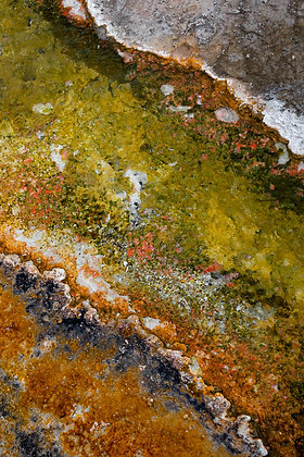 Yellowstone Water Formations