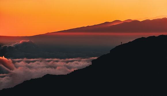 Mt. Haleakala - Maui, Hawaii