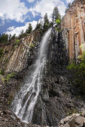 Palisade Falls - Bozeman, Montana