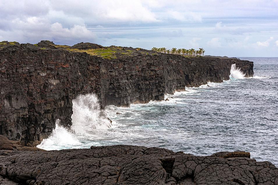 Hōlei Sea - Big Island, Hawaii