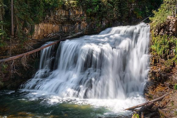 Ousel Falls Park - Big Sky, Montana