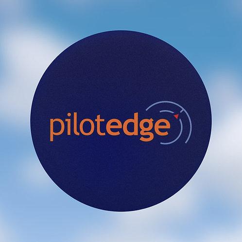 PilotEdge Mouse Pad
