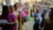 LIVE: শুরু হয়েছে মালদায় ভোটগ্রহণ পর্ব