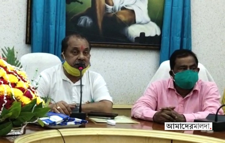 West Bengal govt posted Niharranjan Ghosh as administrator of English Bazar municipality