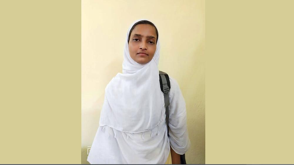Nourin Khatun, Budhia High Madrasah