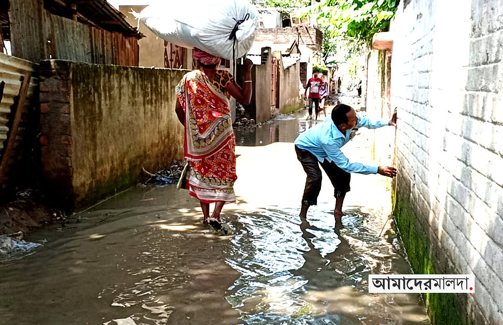 Municipality apathy forces Old Malda residents