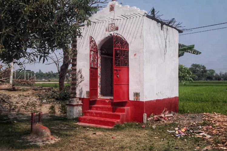 Theft in Rakhya Kalimandir