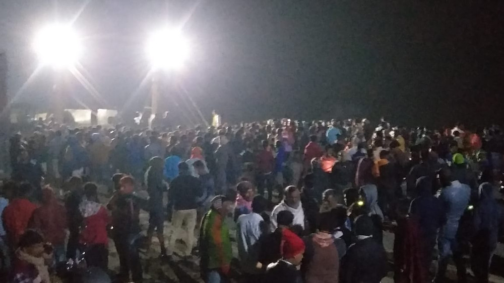 RORO Vessel accident in Manikchak