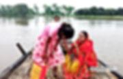 মহানন্দার উজান স্রোতে ভবানীপুরে অশনির ঘণ্টা বাজছে
