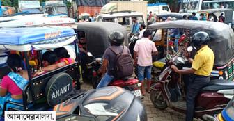 জাতীয় সড়কে যানজট, সিন্ডিকেট দৌরাত্ম্য বন্ধে কড়া ব্যবস্থা পুলিশের