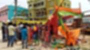 রতুয়ায় বিজেপি-তৃণমূল সংঘর্ষ, পৌঁছেছে কেন্দ্রীয় বাহিনী