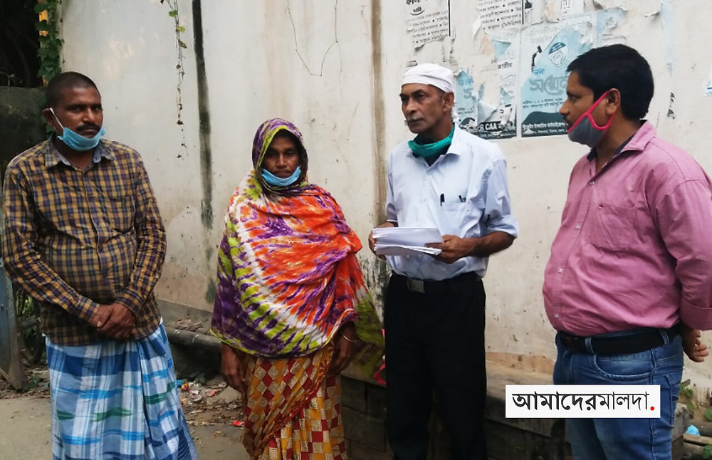 Qadir has been imprisoned in Bangladesh for eight months