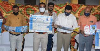 পুজোতে শহরে ৫২টি ড্রপগেট থাকছে, সকালে বিসর্জন