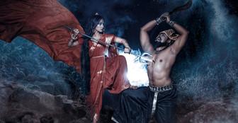 ভোটং দেহি, মায়ের কাছে আর্তি মধ্যবিত্তের