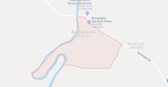 বামনগোলা যেসকল বুথে বুধবার পুনর্নির্বাচন