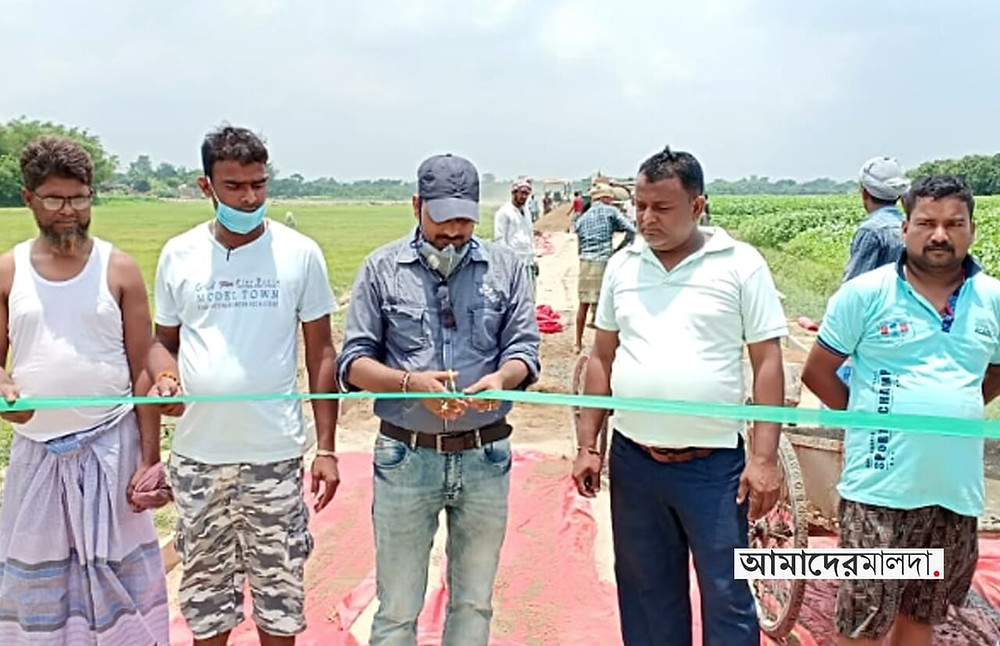 Concrete Road will be constructed at Kushida