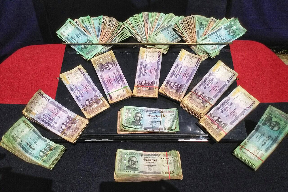 উদ্ধার বাংলাদেশি টাকা, ভারতের কপালে ভাঁজ