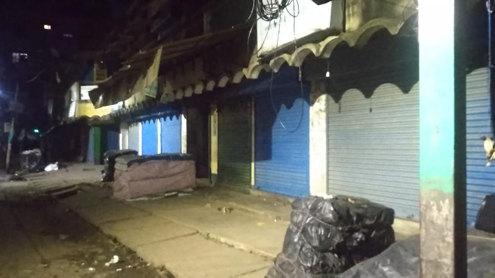 Netaji Bazar fixes timings for shops