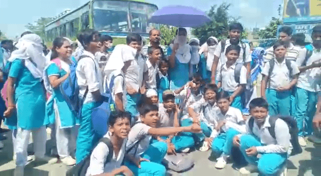 National Highway Blockade