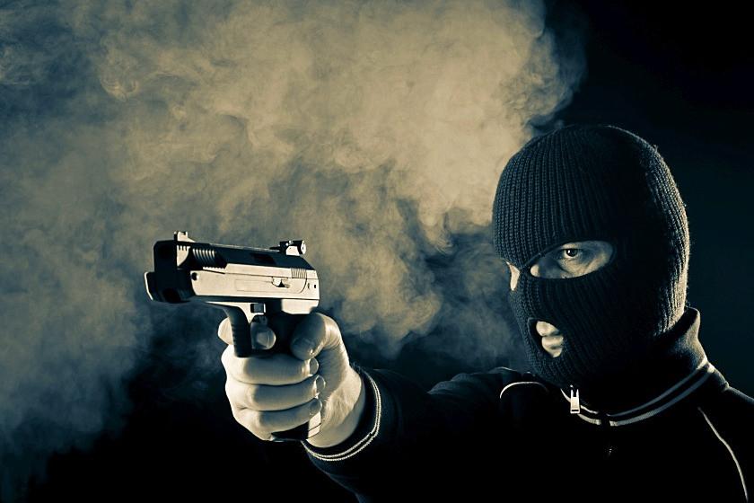 Armed Robbers Malda
