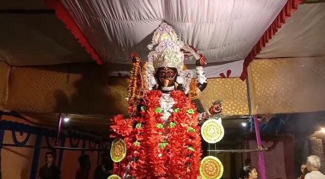 Chanchal Rakkhya Kali Puja is more than 100 years old