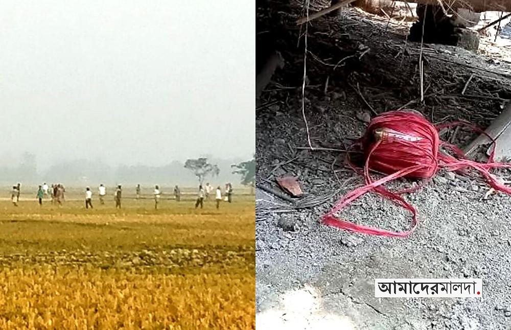 Man dead in Chanchal blast