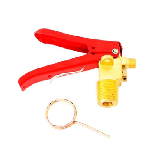Válvula CO² de descarga paraextintores