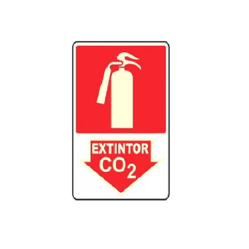 Placa -  CO2