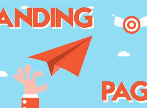Landing page, para que serve e como usar?