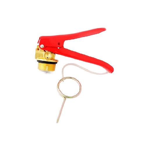 Válvula M30 de descarga para extintores recarregáveis