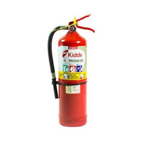 Extintor  PQS ABC 2kg Veicular e Residencial