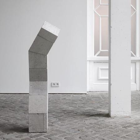 Twisted column, 2018