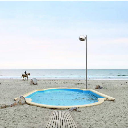 Untitled from series 'Deauville', 2012