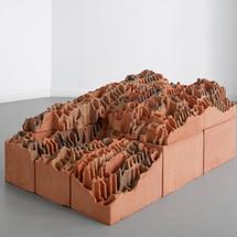 Brick topography, 2018