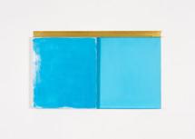 'Vice versa' (blauw), 2021